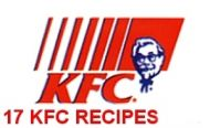 KFC Kentucky Fried Chicken Cookbook